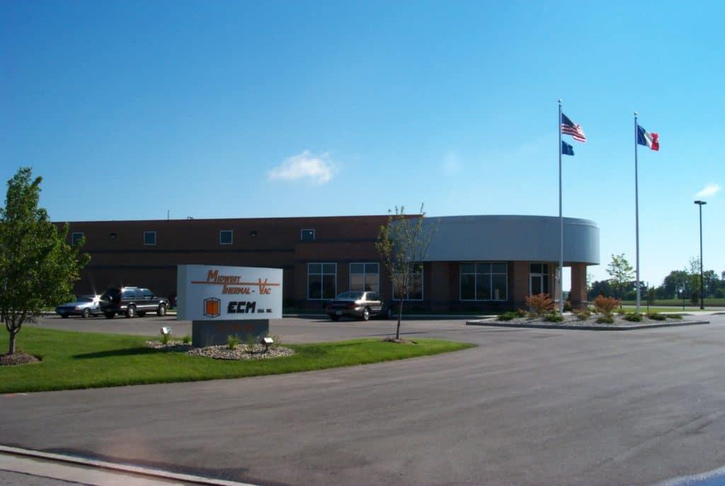 ECM USA wird in Kenosha, Wisconsin gegründet.