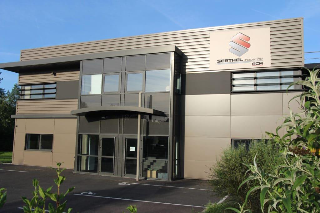 SERTHEL tritt in die Gruppe ECM Technologies ein und wird zu SERTHEL Industrie