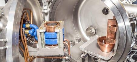 four de fusion sous vide laboratoire | ECM Technologies