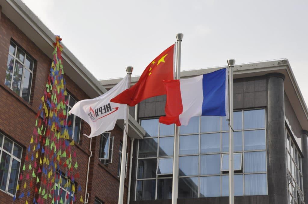 Gründung von ECM Kasachstan und JV mit Hephaes in China  Fast 1.000 Niederdruckaufkohlungskammern werden weltweit in Produktionsprozessen eingesetzt.