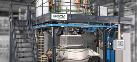 Silicon growth furnaces - ECM Greentech fours photovoltaïques | ECM Technologies
